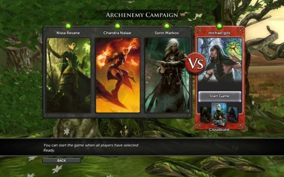Magic : Duels of the Planeswalkers 2012 - Archenemy
