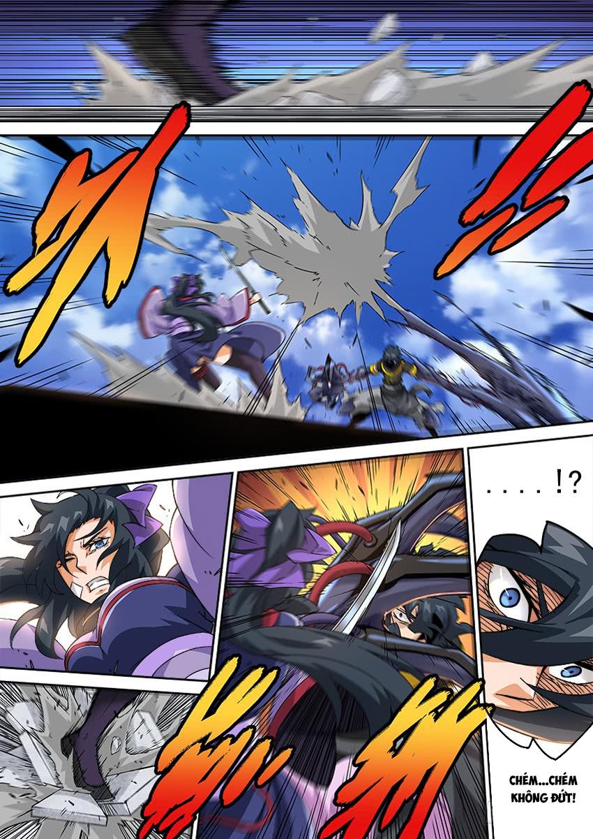 Quyền Bá Thiên Hạ Chap 187 Upload bởi Truyentranhmoi.net
