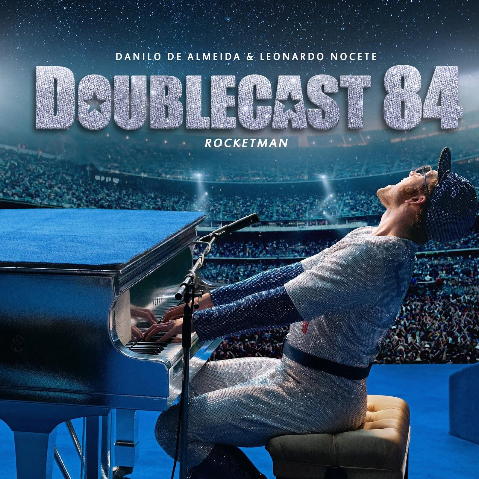 Doublecast 84 - Rocketman