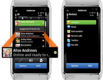 Nimbuzz 3.0 for Nokia Symbian smartphones released