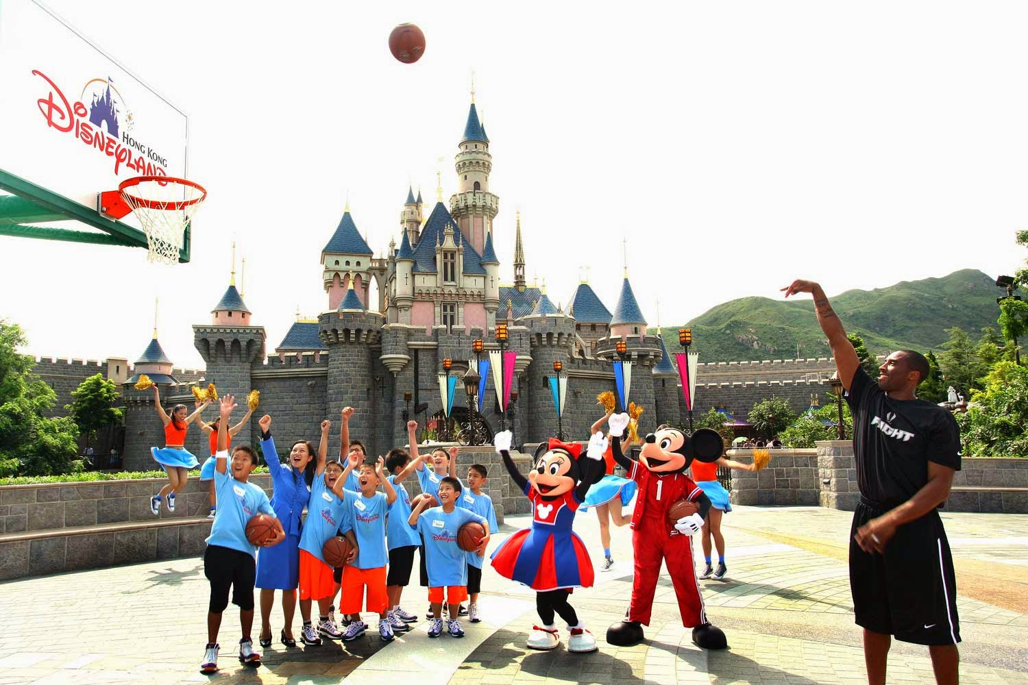 hong kong disney (cnn) — when hong kong disneyland resort announced it would be saying a permanent good night to its sleeping beauty castle on january 1, 2018, fans around the world let out a collective gasp.