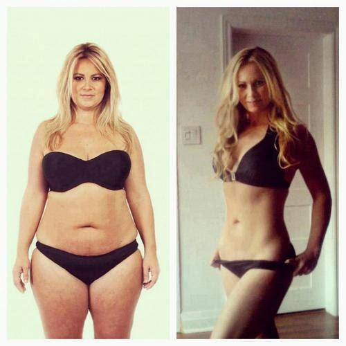 йогуртовая диета до и после