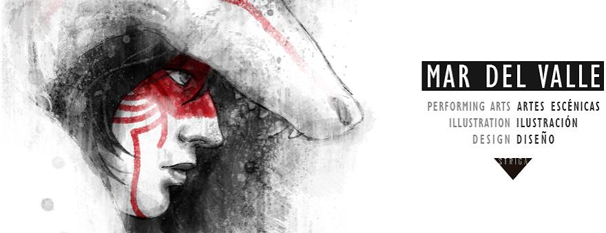 Mar del Valle Blog - Ilustración, Diseño Gráfico, Artes Escénicas