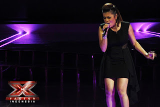 Novita Dewi X Factor Indonesia 2013