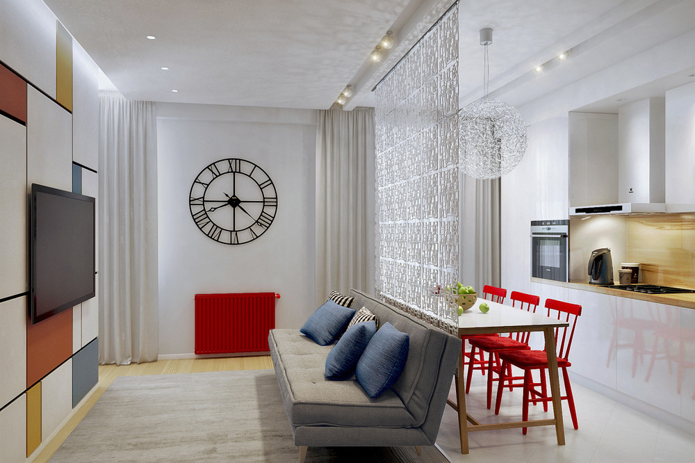 Camera Da Letto 9 Mq : Dekorasi rumah flat apartment decor dekorumah