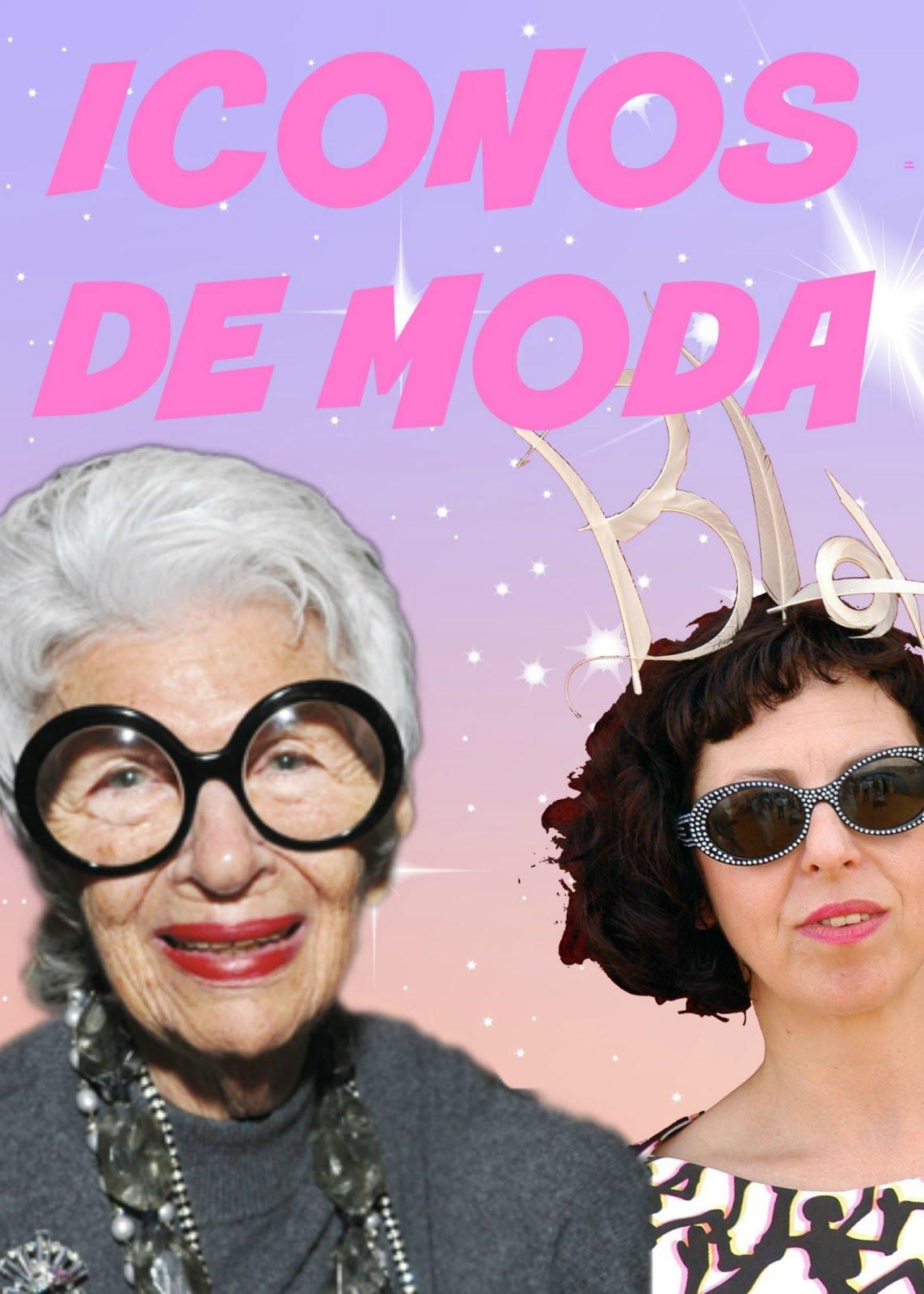 ICONOS DE MODA