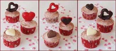 Valentijnscakejes
