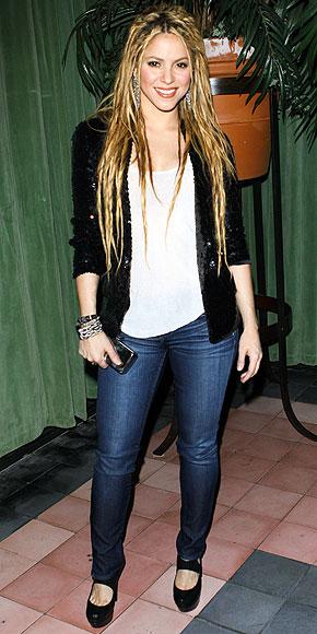 Shakira Fashion