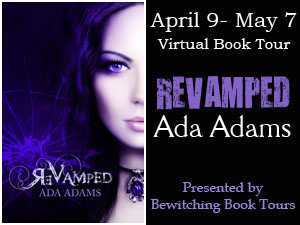 {Review+G!veaway} ReVamped by Ada Adams