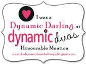 Dynamic Duos Dynamic Darling