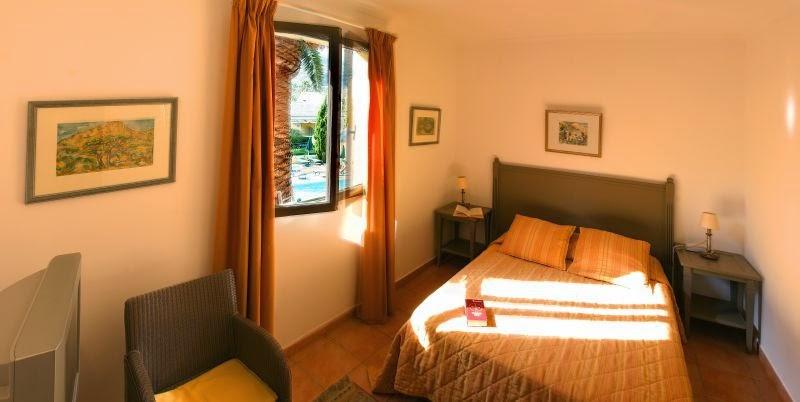 Chambre de l'hôteml Castel Brando