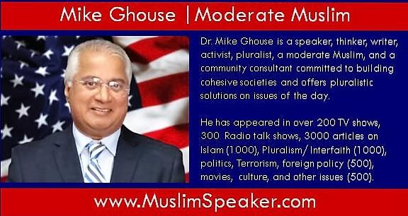 MUSLIM SPEAKER