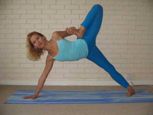 extreme hot yoga poses positions