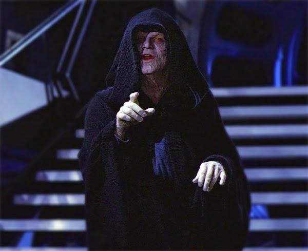 Star Wars 7 Emperor Palpatine
