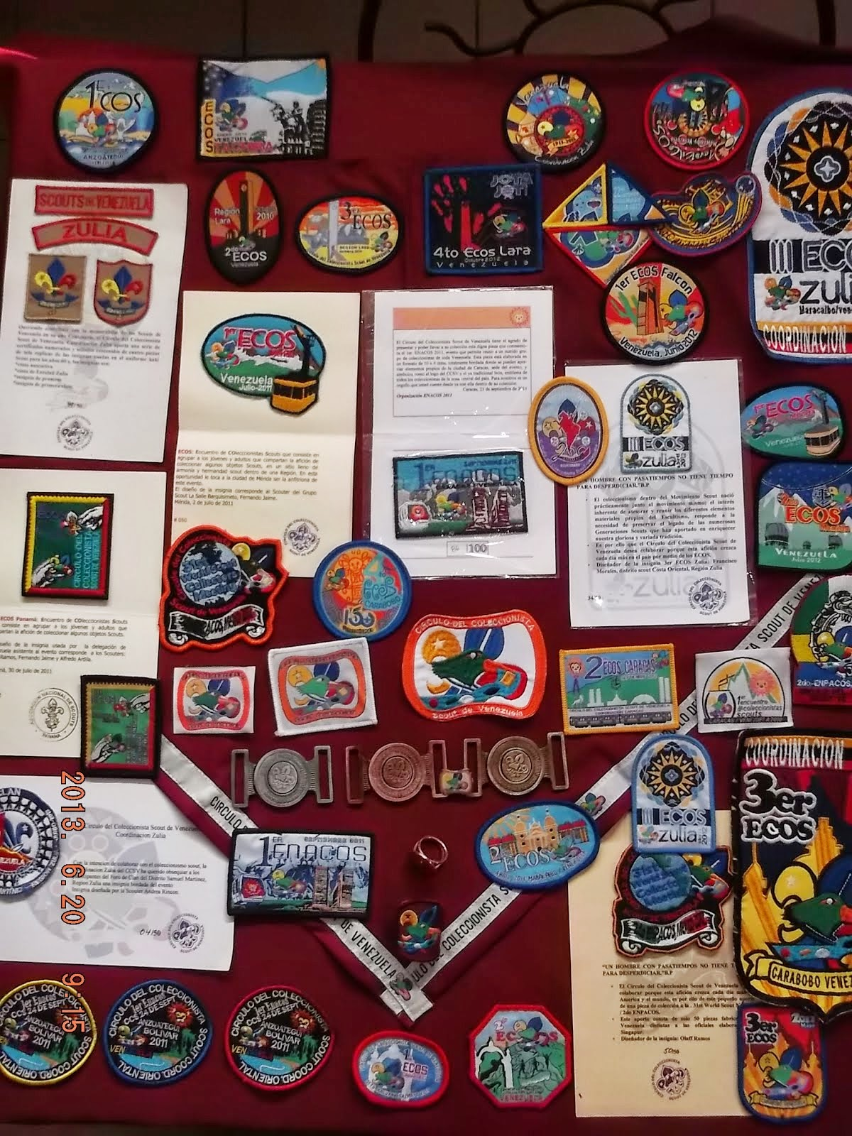 Circulo del Coleccionista Scout de Venezuela