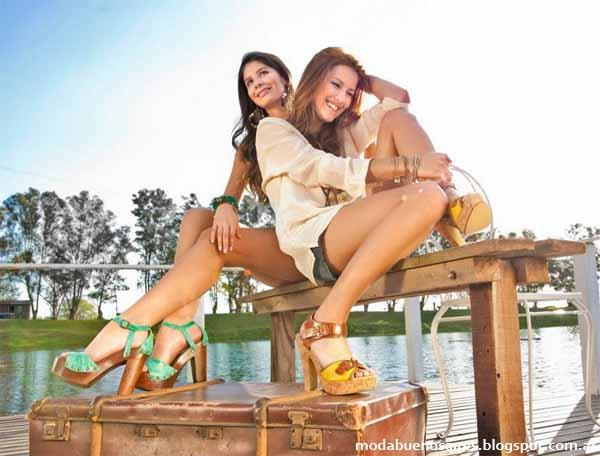 Anca & Co primavera verano 2013. Zapatos verano 2013.
