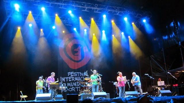 Festival Ortigueira 2012