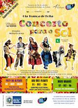 Um concerto para o Sol- 4 circuito Estadual das Artes