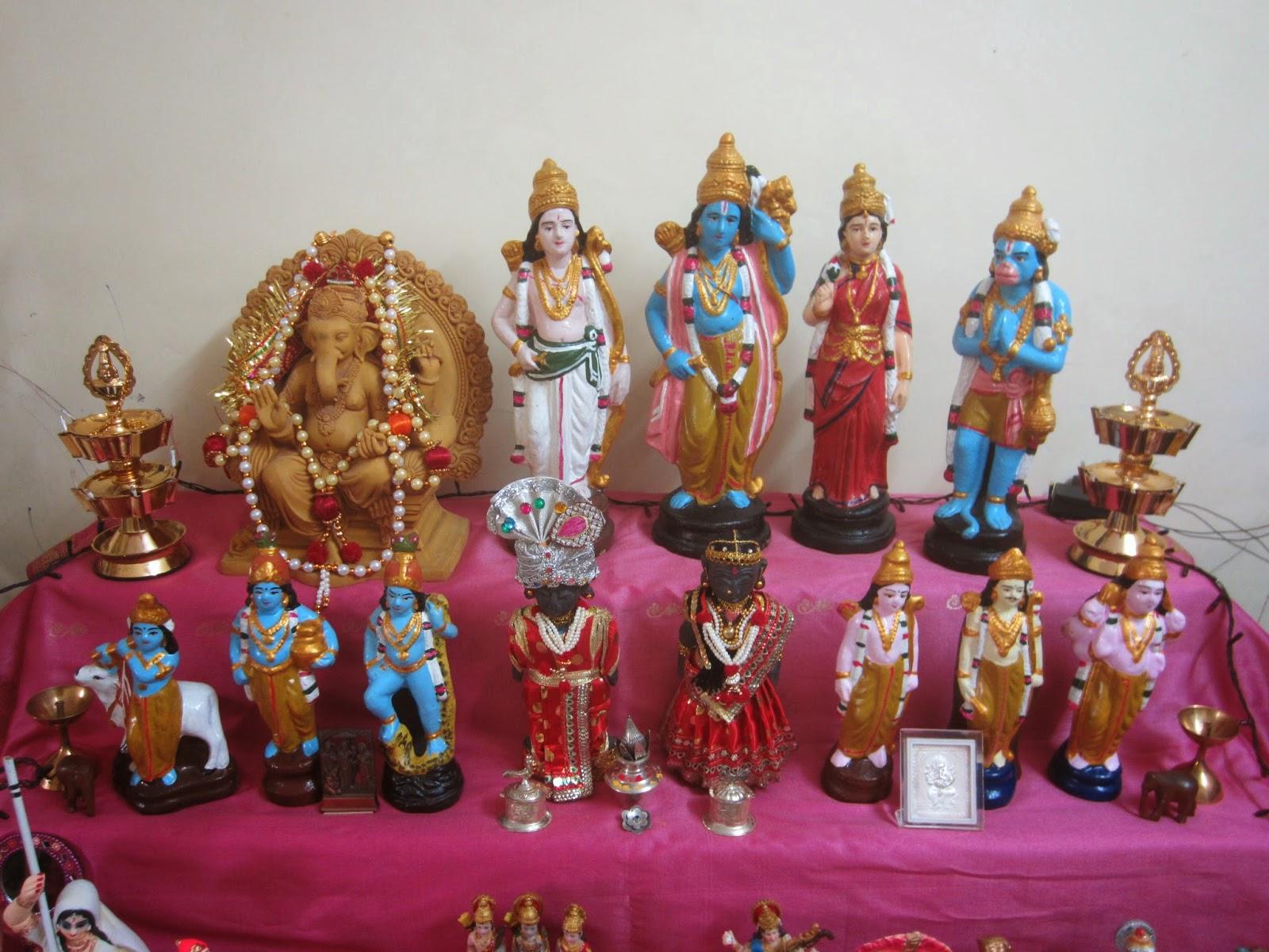 Bobme Habba, Navratri Golu