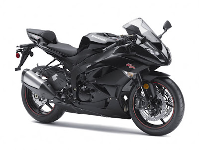Motorcycle Race  2011 Kawasaki Ninja ZX 6R User manual