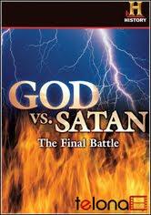 Filme Poster Deus Vs. Satanas A Batalha Final TVRip XviD Dublado