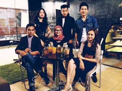 Malaysia, Berita, Gossip, Selebriti, Artis Malaysia, Drama Sahabat, garap, cinta remaja, persahabatan