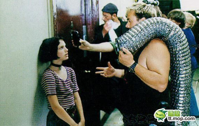 26 Behind the Scenes of Three Famous Movies