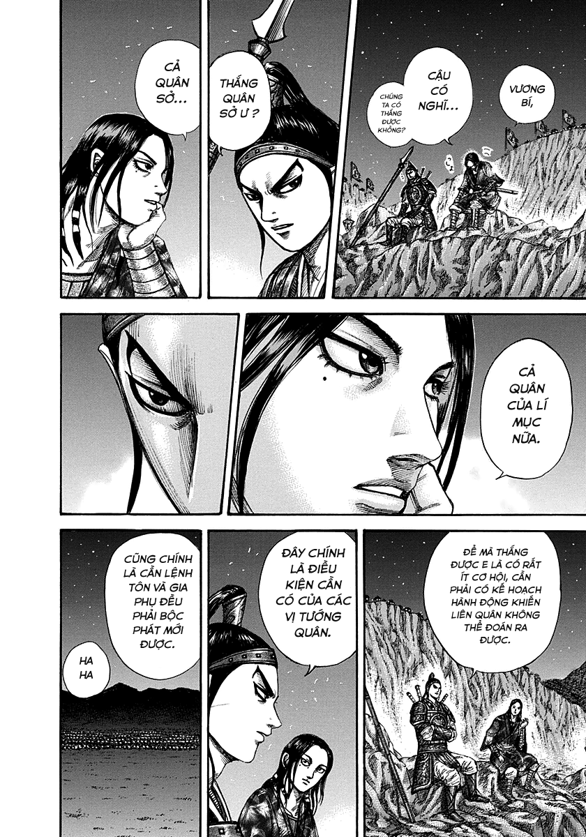 Kingdom Chap 292