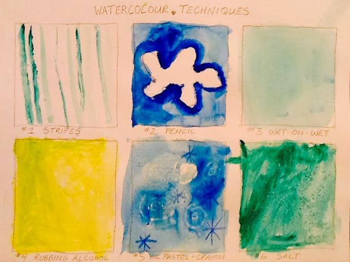 Watercolor techniques how to