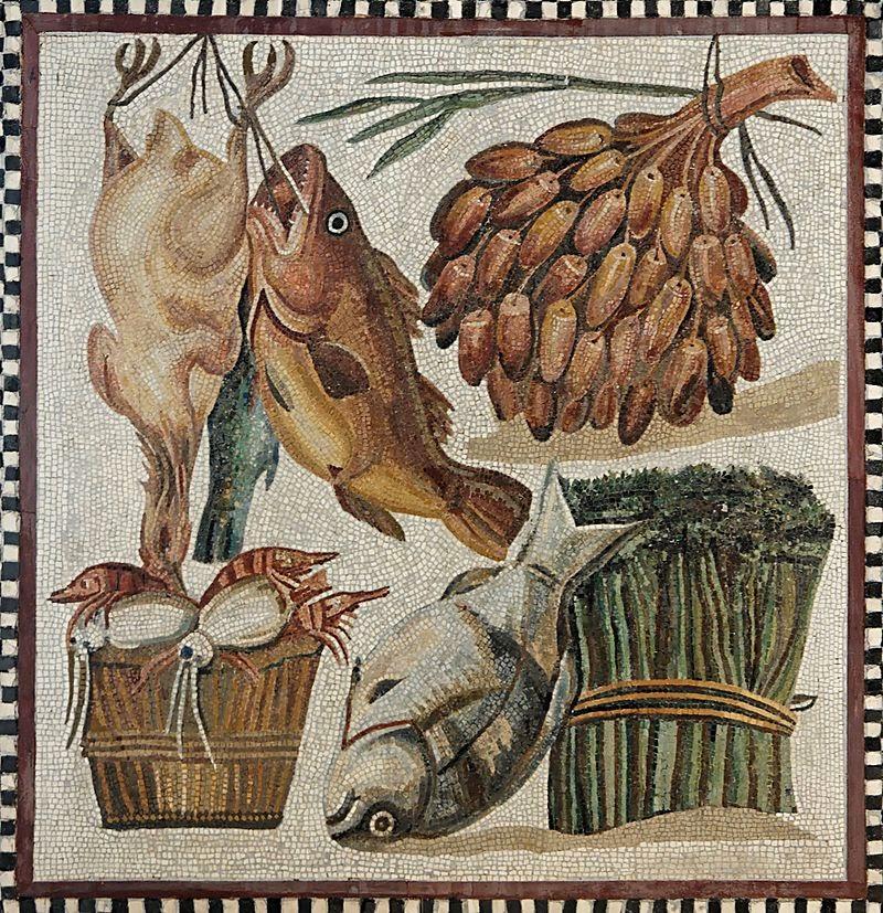 La toge et le glaive apicius masterchef de la rome antique - La cuisine de la rome antique ...