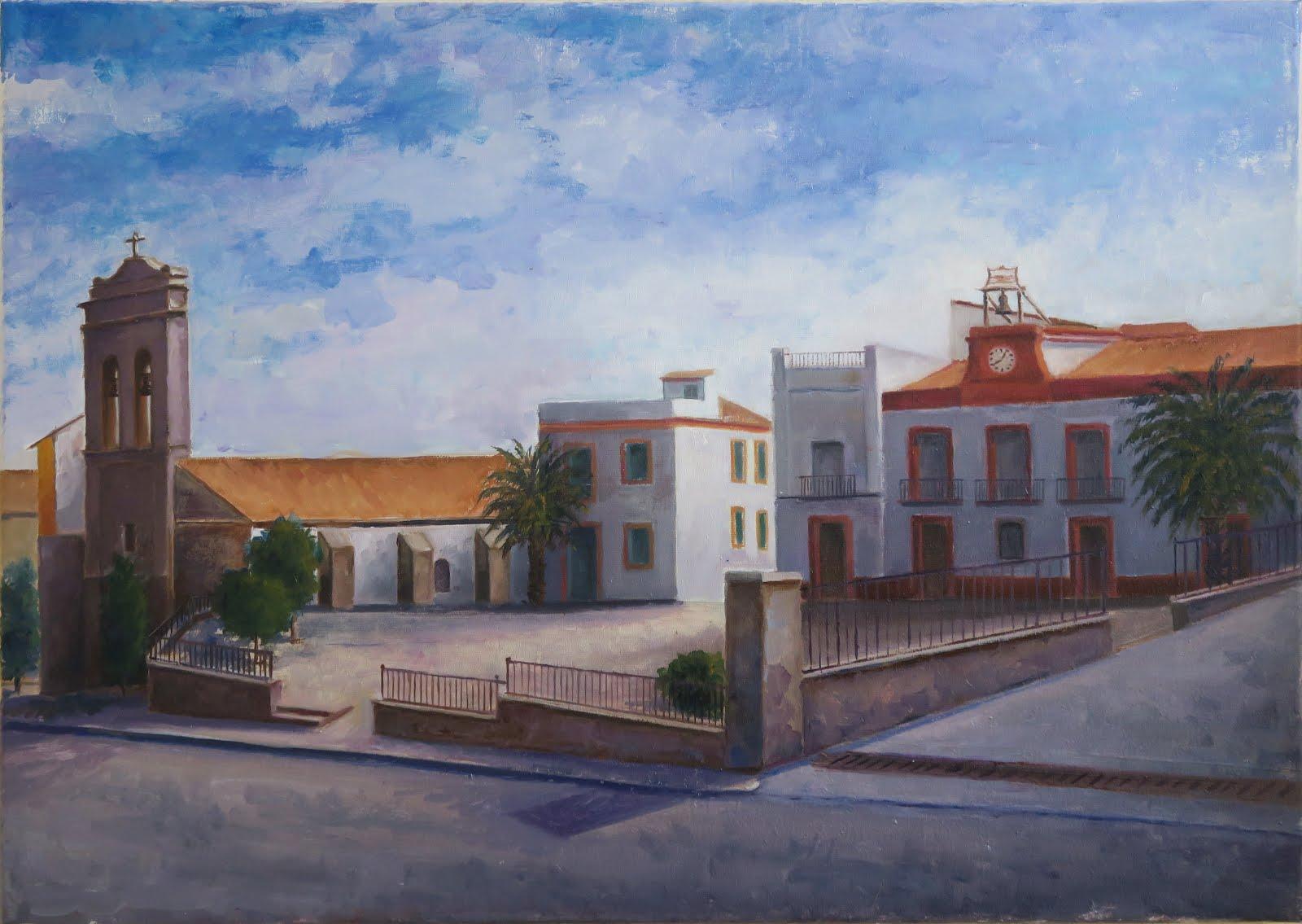 La Plaza de Fuerte del Rey (15M)