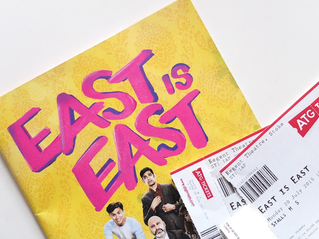 East is East at the Regent Theatre