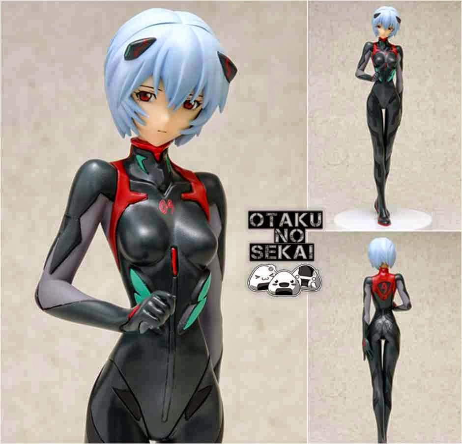 Treasure Figure Collection Rei Ayanami Q Edition Plug Suit