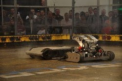 The International RoboGames 2011 for Robotics Sports