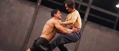 man of tai chi movie image