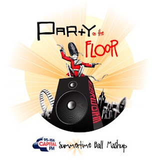 Party on the Floor (Capital FM Summertime Ball Mashup) - DJ Earworm