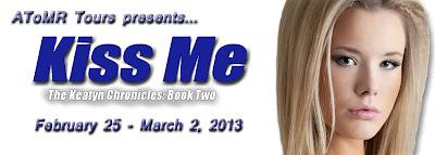 Blog Tour: Kiss Me by Jillian Dodd