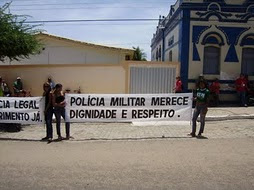 REIVINDICAÇÕES FEITA NO GOVERNO DA EX-GOVERNADORA VILMA DE FARIA: