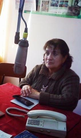 Participación en programa radial de Corporación Cultural chillanvejana