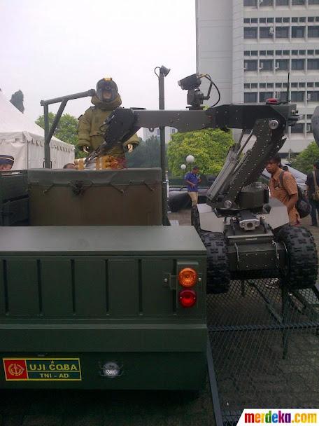 alutsista indonesia terbaru, pameran alutsista, militer indonesia