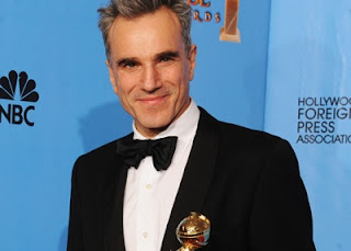 Daniel Day-Lewis at the 2013 Golden Globes
