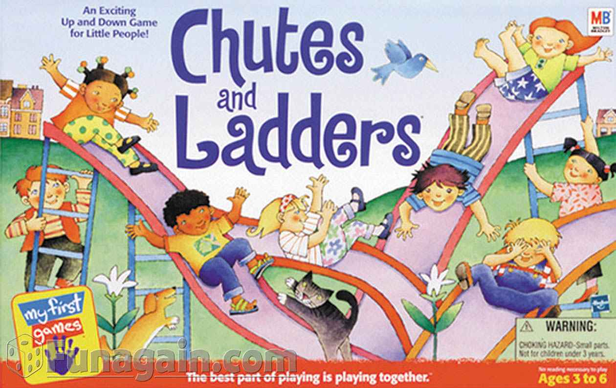 Chutes And Ladders Game Board Template | Search Results | Calendar ...