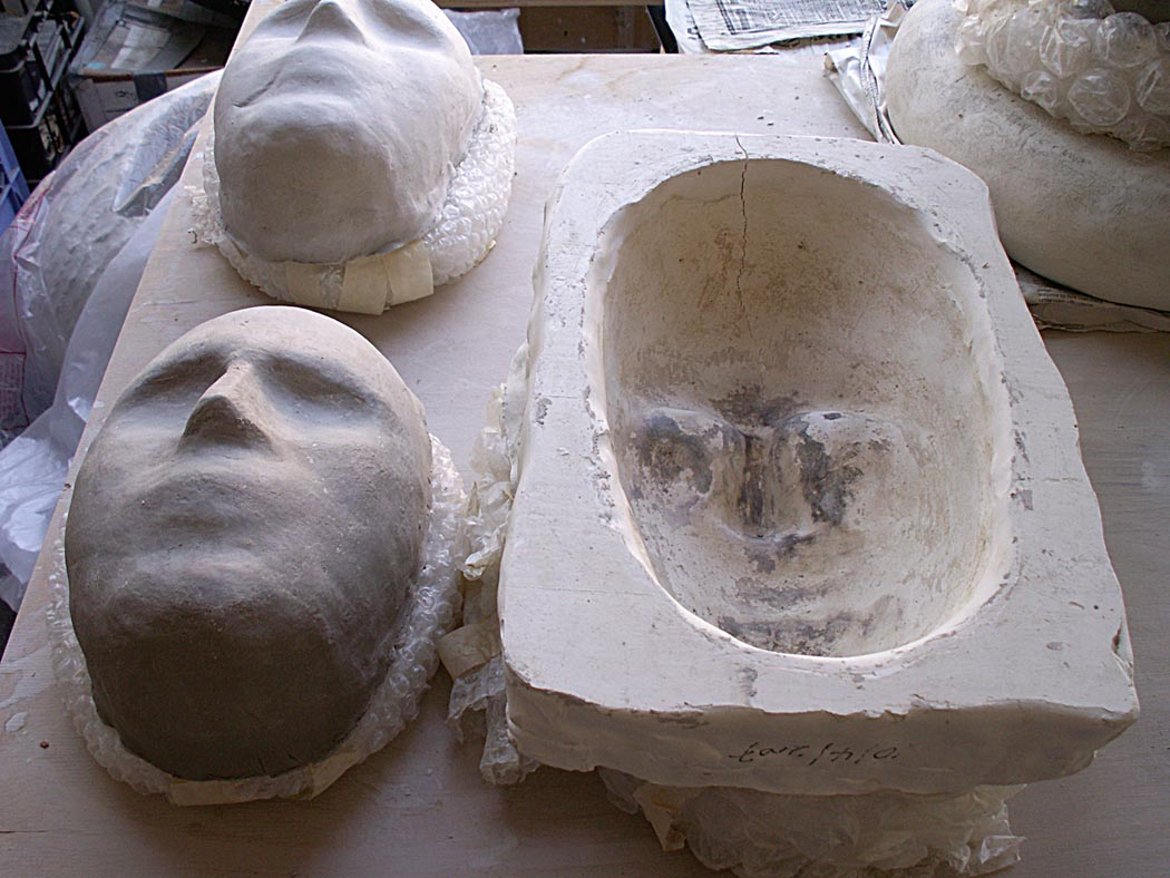 Anthony Foo: My Paper Clay Way of Making Masks