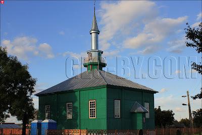 Мечеть в Ивье