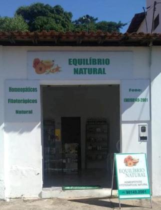 Equilíbrio Natural - Brejo-MA