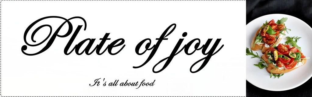 Plate of Joy