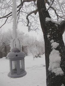 Udvarunkban télen