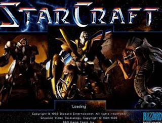 Free Download Games StarCraft Full Version For PC