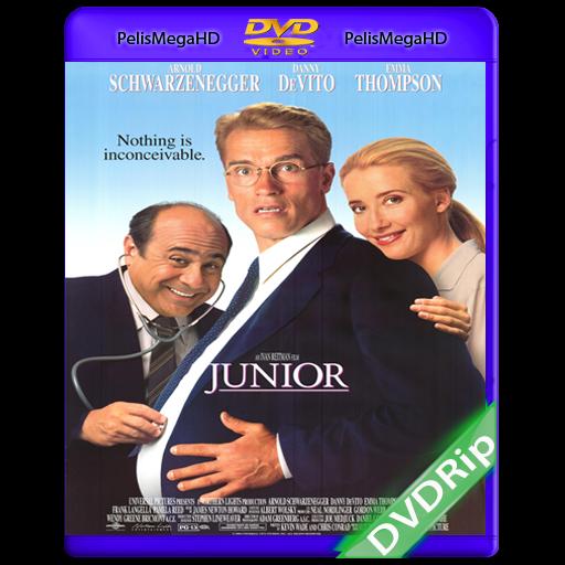 Junior (1994) DVDRip Español Latino