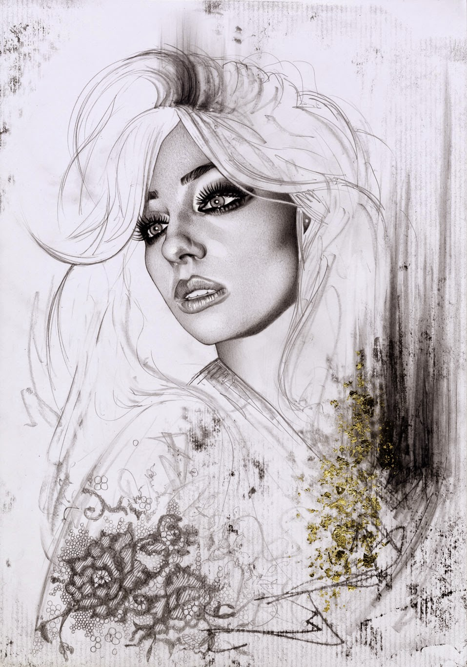 Easy Sketches In Pencil together with Sketchbook Artwork Mockup furthermore Implement In Business Clipart besides Artist Paints Rihanna Portraits On Skin 2017 12 additionally Ape Mutant 350936775. on realistic sketches